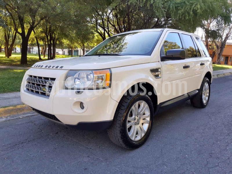 Land Rover LR2 HSE Premium usado (2009) color Blanco precio $125,000