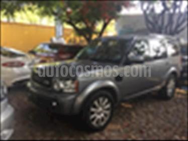 Foto venta Auto usado Land Rover LR4 HSE (2012) color Gris precio $299,000