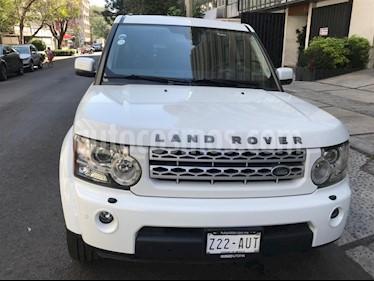 Foto venta Auto usado Land Rover LR4 HSE (2012) color Blanco precio $385,000