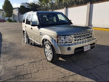 Foto venta Auto usado Land Rover LR4 HSE (2011) color Arena Ipanema precio $409,000