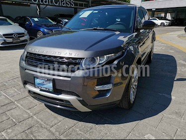 Land Rover Range Rover Evoque Coupe Dynamic usado (2015) color Gris precio $499,000