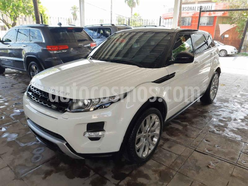 Land Rover Range Rover Evoque Coupe Dynamic usado (2015) color Blanco precio $475,000
