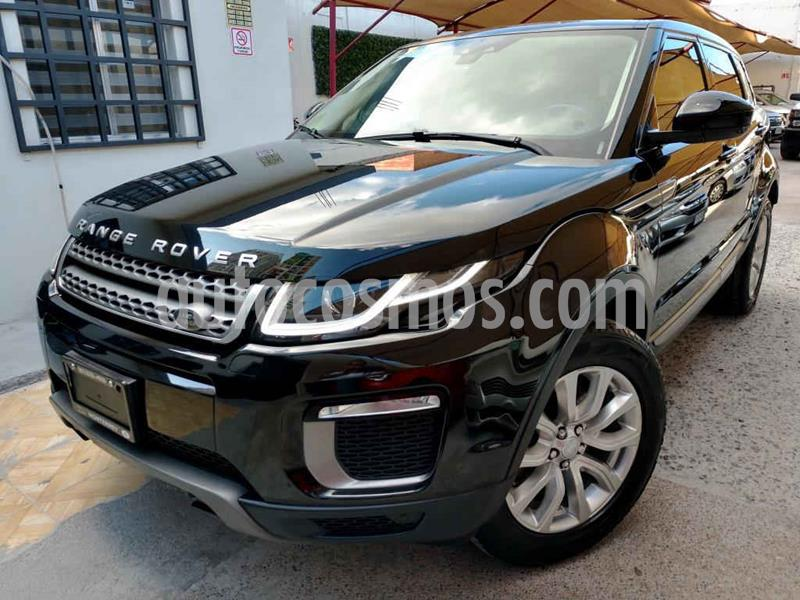 Land Rover Range Rover Evoque Coupe Dynamic usado (2016) color Negro precio $549,000