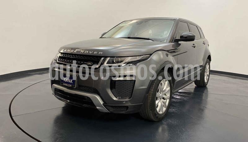 Land Rover Range Rover Evoque Coupe Dynamic usado (2016) color Gris precio $569,999