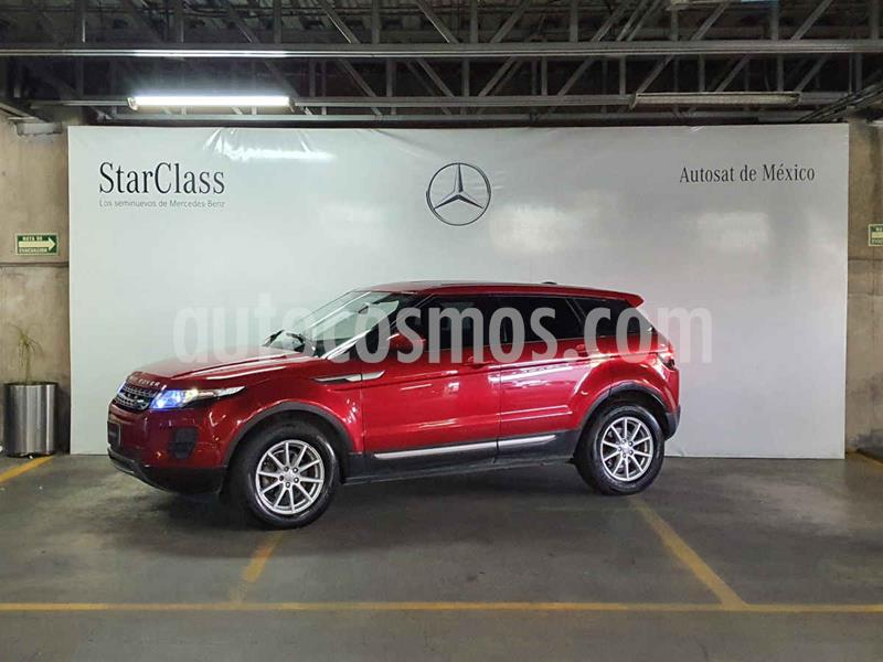 Land Rover Range Rover Evoque Coupe Pure usado (2014) color Plata precio $369,000
