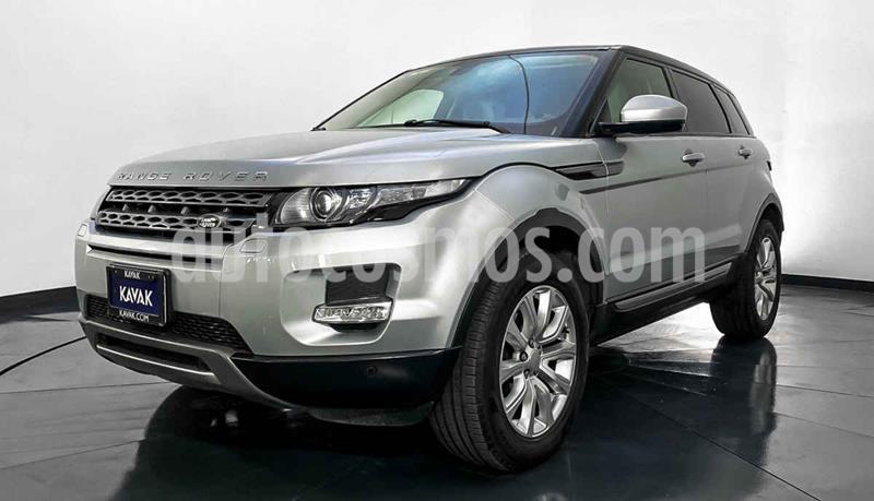 Land Rover Range Rover Evoque Coupe Version usado (2015) color Plata precio $434,999