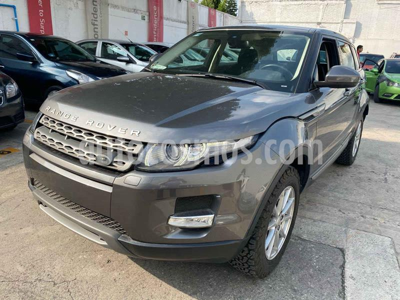 Land Rover Range Rover Evoque Coupe Pure usado (2015) color Gris precio $390,000