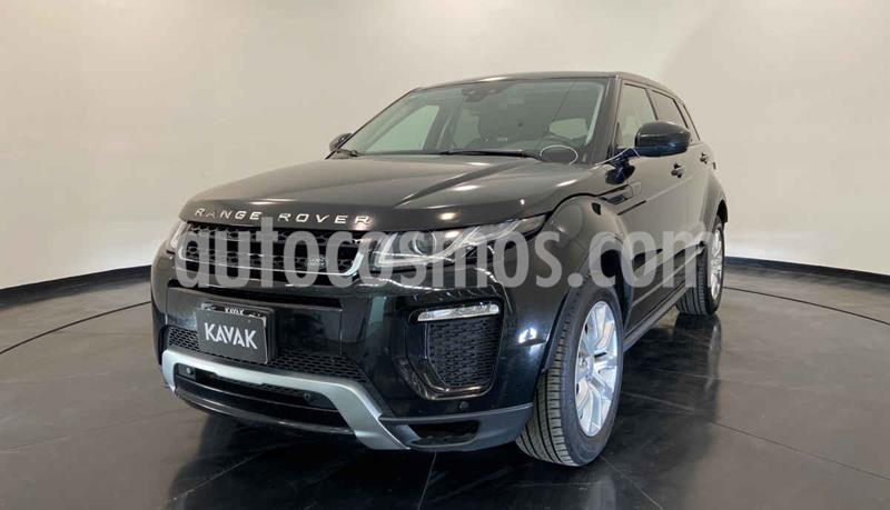 Land Rover Range Rover Evoque Coupe Dynamic usado (2016) color Negro precio $564,999