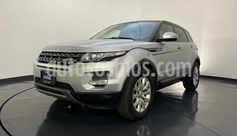 Land Rover Range Rover Evoque Coupe Version usado (2015) color Plata precio $434,999