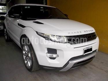 Land Rover Range Rover Evoque 2.0L Prestige 5P usado (2012) color Blanco precio $4.350.000