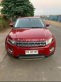Foto venta Auto usado Land Rover Range Rover Evoque 2.0L Pure SE (2013) color Rojo Firenze precio $17.000.000