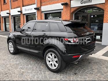 Foto Land Rover Range Rover Evoque 5P 2.0 SE usado (2013) color Negro precio u$s40.000