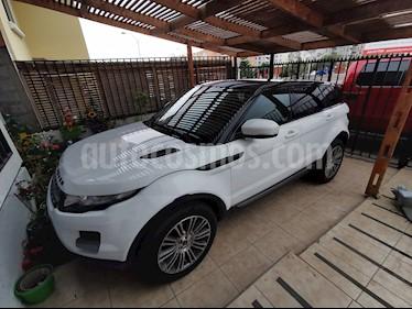 Land Rover Range Rover Evoque Pure 2.0L usado (2012) color Blanco precio $14.000.000