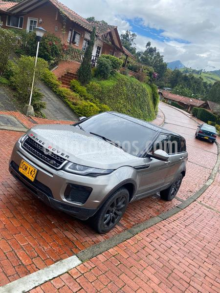 Land Rover Range Rover Evoque SE Plus usado (2017) color Gris precio $134.000.000