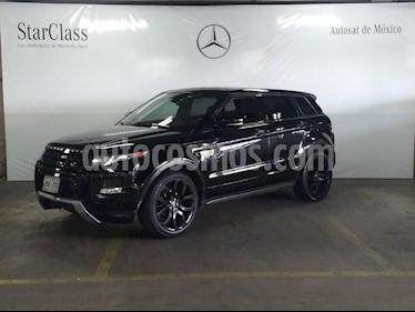 Foto venta Auto usado Land Rover Range Rover Evoque Dynamic (2013) color Negro precio $459,000