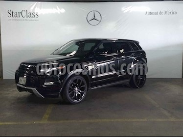 foto Land Rover Range Rover Evoque Dynamic usado (2013) color Negro precio $429,000