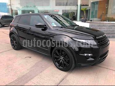 Foto venta Auto usado Land Rover Range Rover Evoque Dynamique (2015) color Negro precio $599,000
