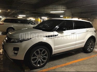 Foto venta Auto usado Land Rover Range Rover Evoque Dynamique (2014) color Blanco precio $599,000