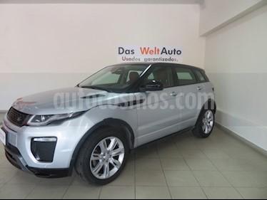 Foto venta Auto usado Land Rover Range Rover Evoque HSE Dynamic (2016) color Plata Indus precio $659,995
