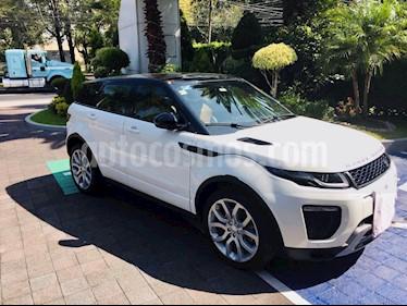 Foto venta Auto usado Land Rover Range Rover Evoque HSE Dynamic (2017) color Blanco Fuji precio $765,000