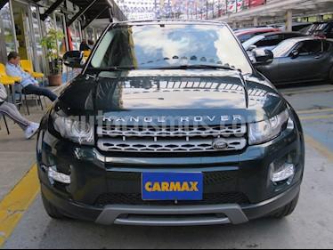 Foto Land Rover Range Rover Evoque HSE  usado (2013) color Verde precio $99.900.000
