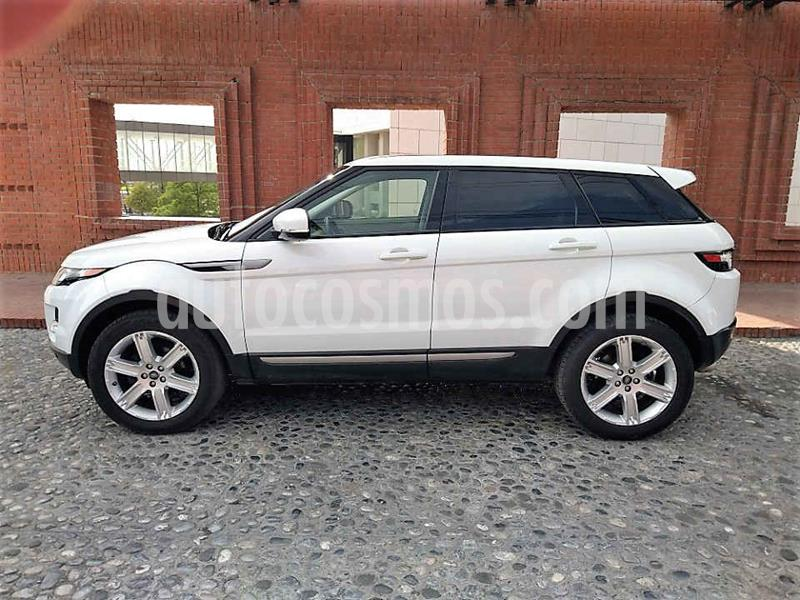 Land Rover Range Rover Evoque Pure Plus usado (2013) color Blanco precio $349,000