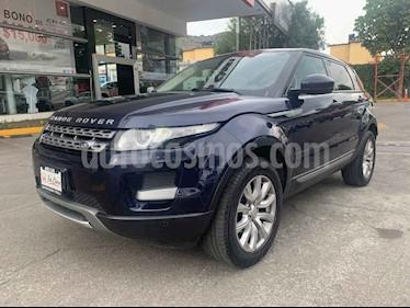 Land Rover Range Rover Evoque Pure Tech usado (2014) color Azul precio $398,000