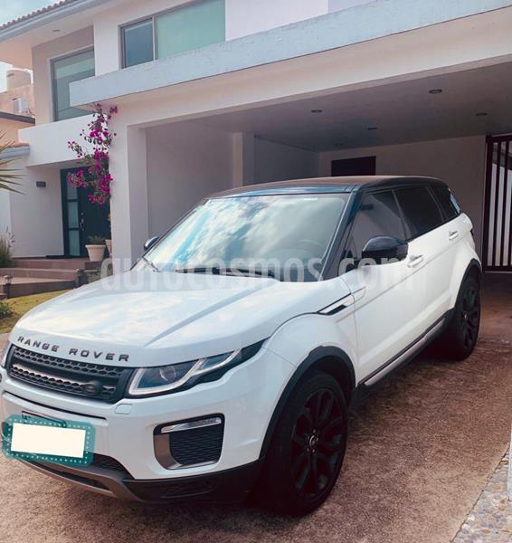 Land Rover Range Rover Evoque HSE usado (2017) color Blanco precio $635,000