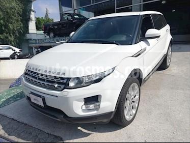 Land Rover Range Rover Evoque Prestige usado (2014) color Blanco precio $469,900