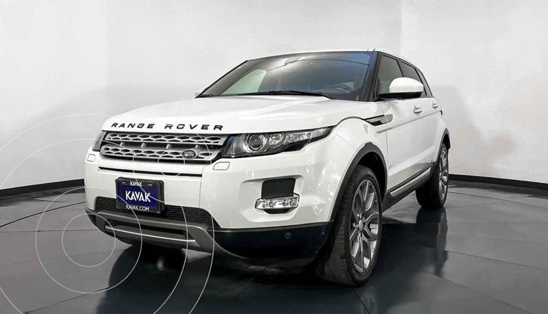Land Rover Range Rover Evoque Version usado (2014) color Blanco precio $429,999