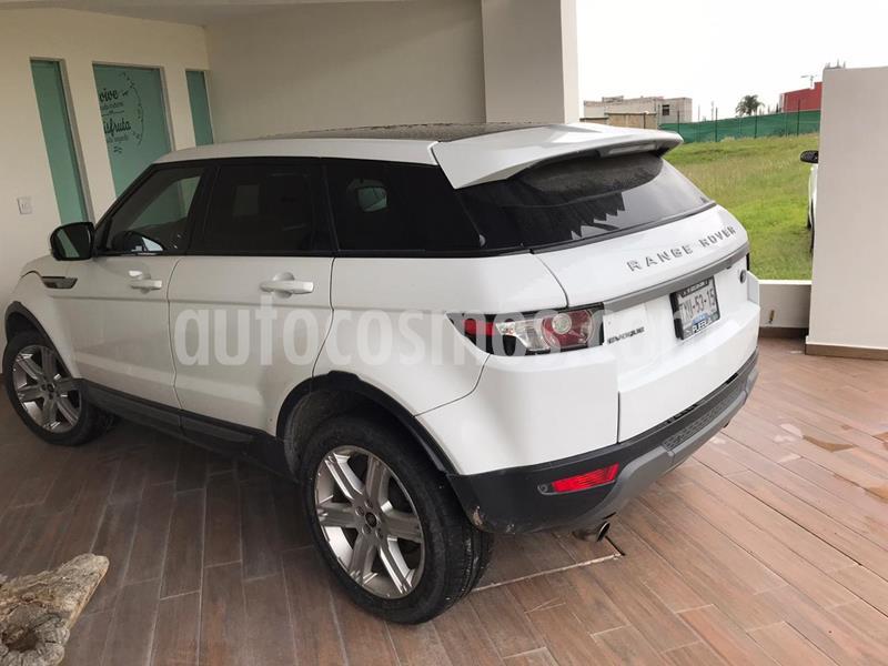 Land Rover Range Rover Evoque Pure usado (2013) color Blanco Fuji precio $450,000