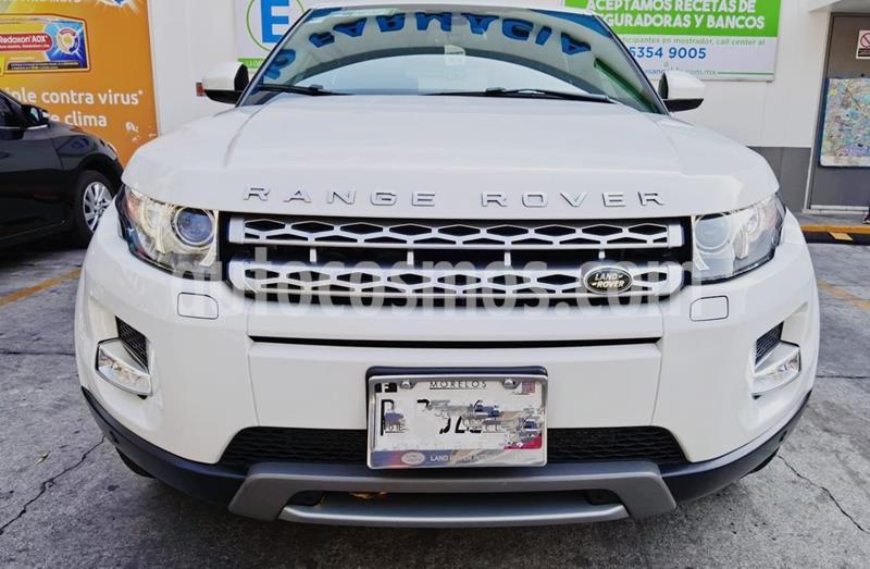 Land Rover Range Rover Evoque Prestige usado (2015) color Blanco precio $423,000