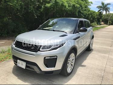 Land Rover Range Rover Evoque HSE Dynamic usado (2018) color Plata Indus precio $695,000
