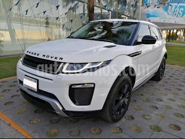 Land Rover Range Rover Evoque SE usado (2016) color Blanco precio $635,000