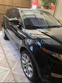 Land Rover Range Rover Evoque Prestige usado (2013) color Negro precio $400,000