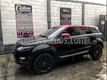 Foto Land Rover Range Rover Evoque Prestige usado (2013) color Negro Santorini precio $450,000
