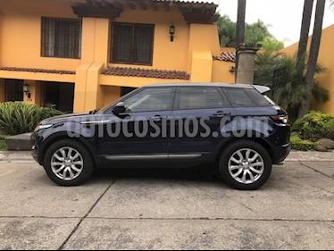 Land Rover Range Rover Evoque Pure Tech usado (2015) color Azul Mauritius precio $520,000