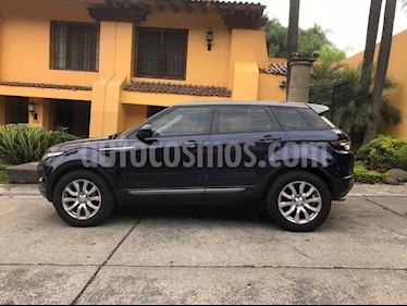 Foto Land Rover Range Rover Evoque Pure Tech usado (2015) color Azul Mauritius precio $520,000