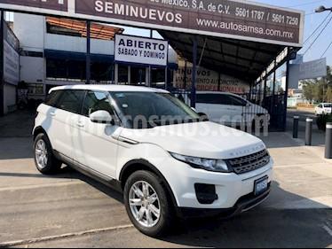 Foto venta Auto usado Land Rover Range Rover Evoque Pure (2014) color Blanco Fuji precio $389,000