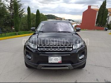 Land Rover Range Rover Evoque Pure usado (2013) color Negro precio $335,000
