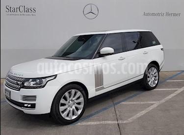 Foto venta Auto usado Land Rover Range Rover Evoque SE (2015) color Blanco precio $1,629,900