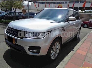 Land Rover Range Rover Sport 3.0L TDV6 HSE usado (2015) color Plata Metalico precio $290.000.000