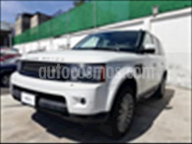 Foto venta Auto usado Land Rover Range Rover Sport 5.0 V8 HSE (2013) color Blanco precio $429,900