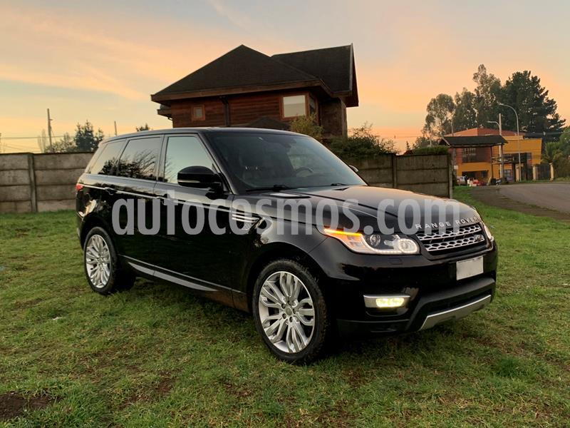 Land Rover Range Rover Sport HSE 3.0L Diesel  usado (2014) color Negro precio $34.500.000