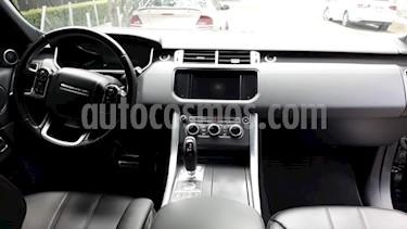 Land Rover Range Rover Sport HSE 3.0 usado (2015) color Negro precio $850,000