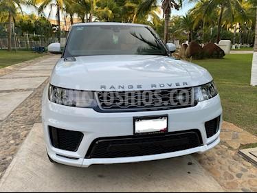 Land Rover Range Rover Sport HSE 5.0 Dynamic usado (2019) color Blanco precio $1,650,000