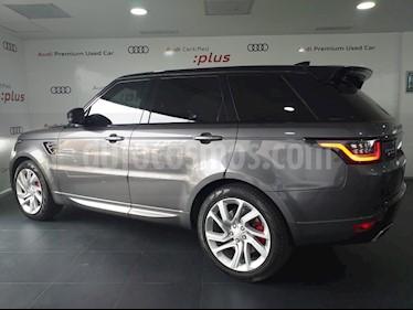 Land Rover Range Rover Sport HSE 5.0 usado (2019) color Gris Orkney precio $1,700,000