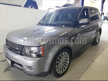 Land Rover Range Rover Sport 5P HSE V8/5.0 AUT usado (2013) color Gris precio $394,900