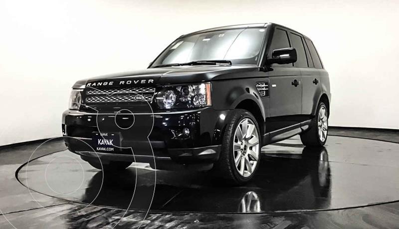 Land Rover Range Rover Sport Supercharger usado (2013) color Negro precio $469,999