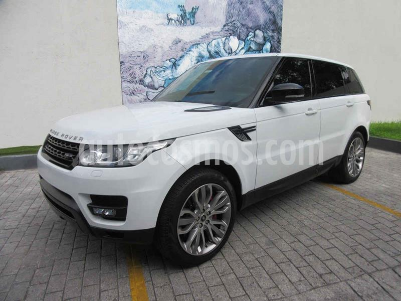 Land Rover Range Rover Sport Supercharged usado (2014) color Blanco precio $685,000